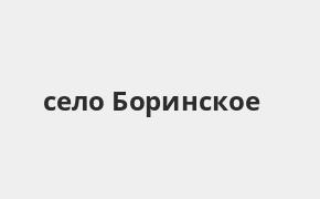 Справочная информация: Банкоматы Почта Банка в селе Боринское — часы работы и адреса терминалов на карте
