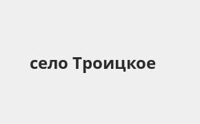 Справочная информация: Банкоматы Почта Банка в селе Троицкое — часы работы и адреса терминалов на карте
