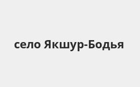 Справочная информация: Банкоматы Почта Банка в селе Якшур-Бодья — часы работы и адреса терминалов на карте