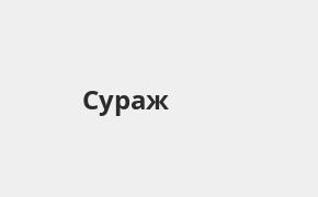 Справочная информация: Отделение Почта Банка по адресу Брянская область, Сураж, улица Ленина, 59 — телефоны и режим работы
